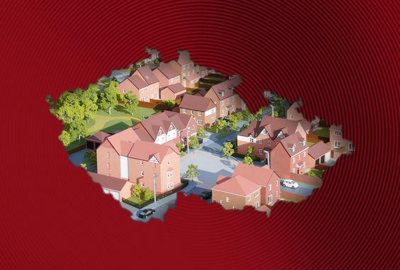 cenová mapa nemovitosti