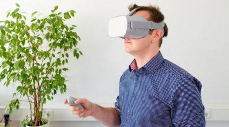 virtuální prohlídka domu