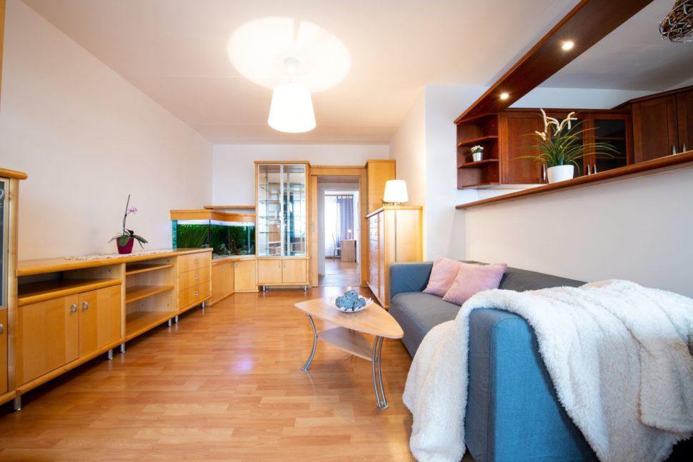 Homestaging Obývací pokoj