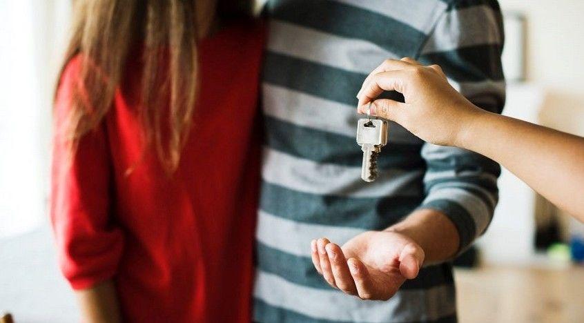 Klíce od domu