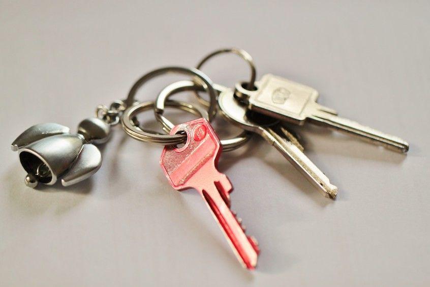 klíče od bytu - předávací protokol