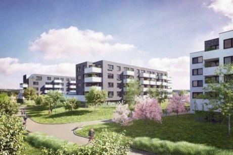 Nové družstevní byty - družstevní výstavba