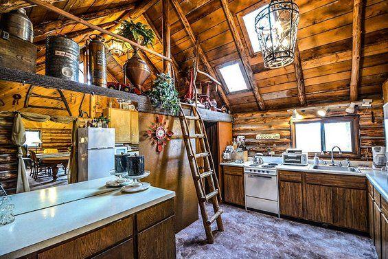 venkovský styl bydlení