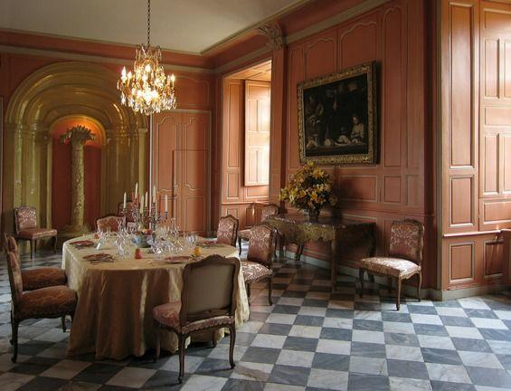 francouzsky styl bydlení